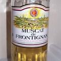 photo d'une bouteille de Muscat de Frontignan