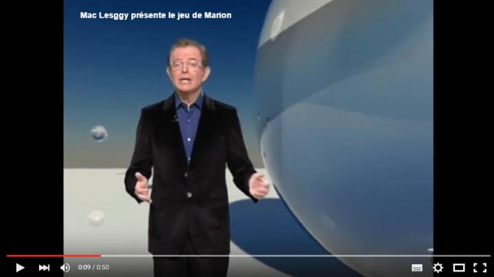 (Français) Mac Lesggy présente le jeu de Marion