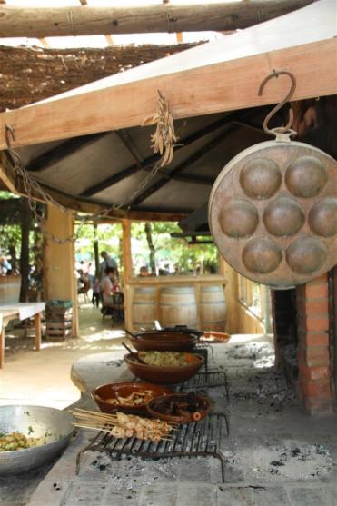 Phto of housemade Lebanese Food