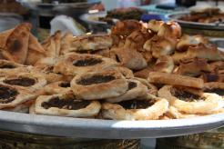 photo of some Lebanese pastries