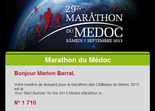 circuit du marathon du medoc 2013
