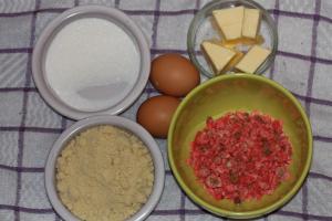 ingrédients pour faire une frangipane
