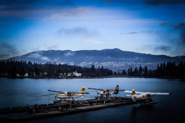 Waterplanes in Vancouver