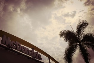Mc Donald's, Little Havana
