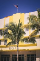 Ocean Drive, Miami Beach Art Deco District, Florida