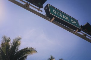 Ocean Drive, Miami Beach Art Deco District, Florida