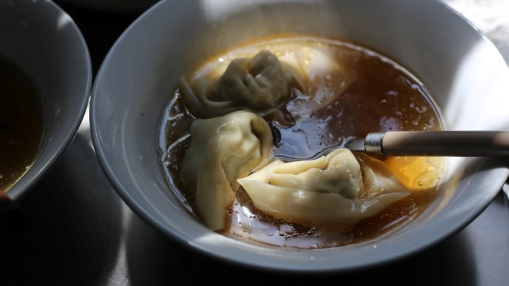 "(English) Chinese ""ravioli"" (Wonton)"