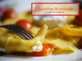 Summer Brandade Ravioli