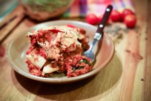 carb and gluten free super healthy vegetarian lasagna recipe