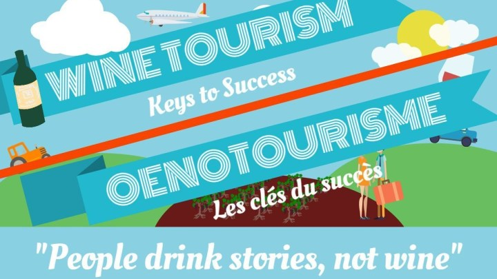 Wine Tourism: Keys to Success (infographics inside)