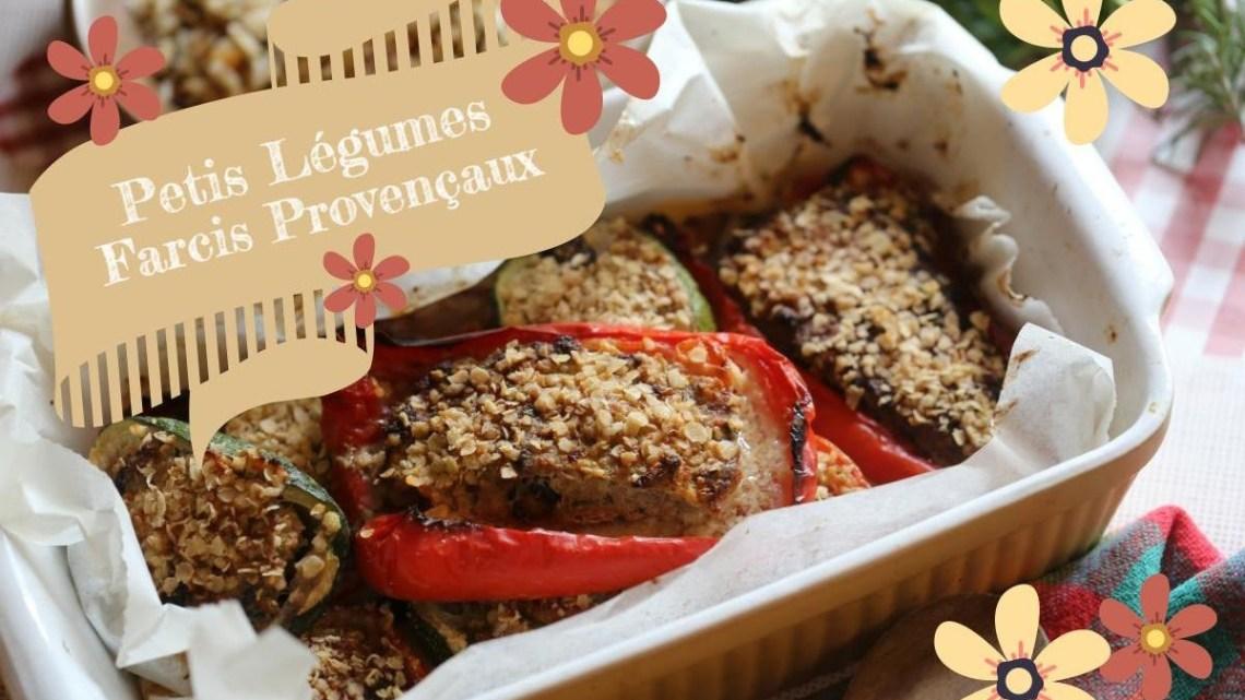 Mes petits légumes farcis provençaux