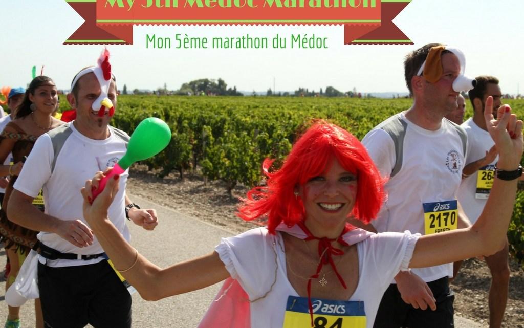 My 5th Medoc Marathon (photos & videos)
