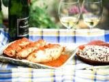recette des encornets farcis à la sétoise - Stuffed squid from Sète recipe
