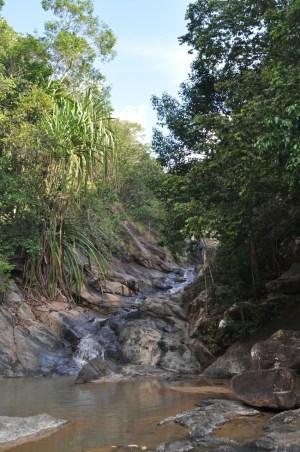 Wangsai Waterfall