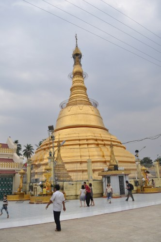 Botataung Paya Yangon