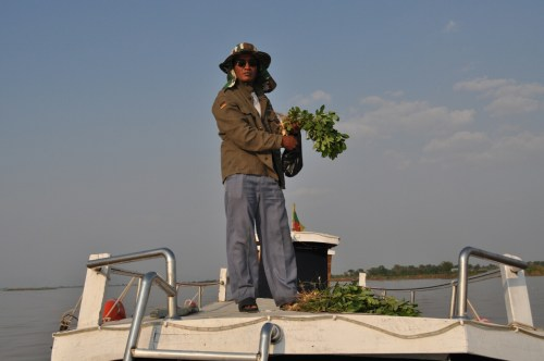 Croisiere Hpa an Mawlamyine capitaine