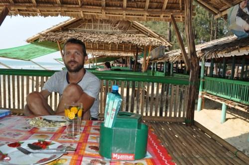 Maungmagan Beach Restaurant Dawei