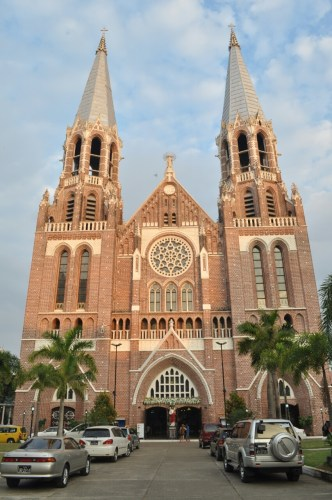 St Mary's cathedrale Yangon