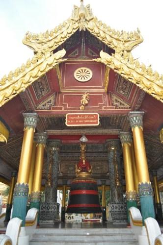 Yangon Paya Shwedagon 4