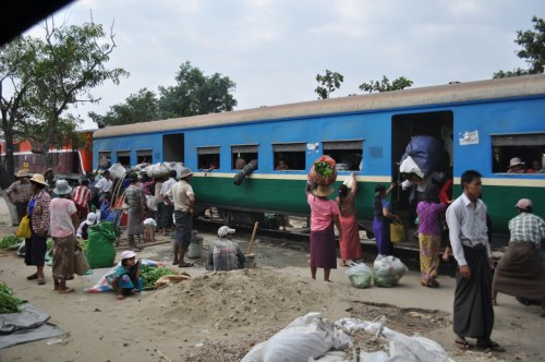 Yangon Train Circle 2