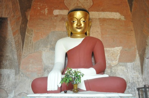 bouddha Bagan 1