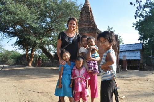 enfants birmans