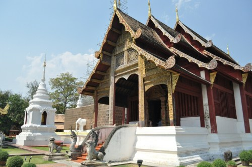 Chiang Mai temple 2