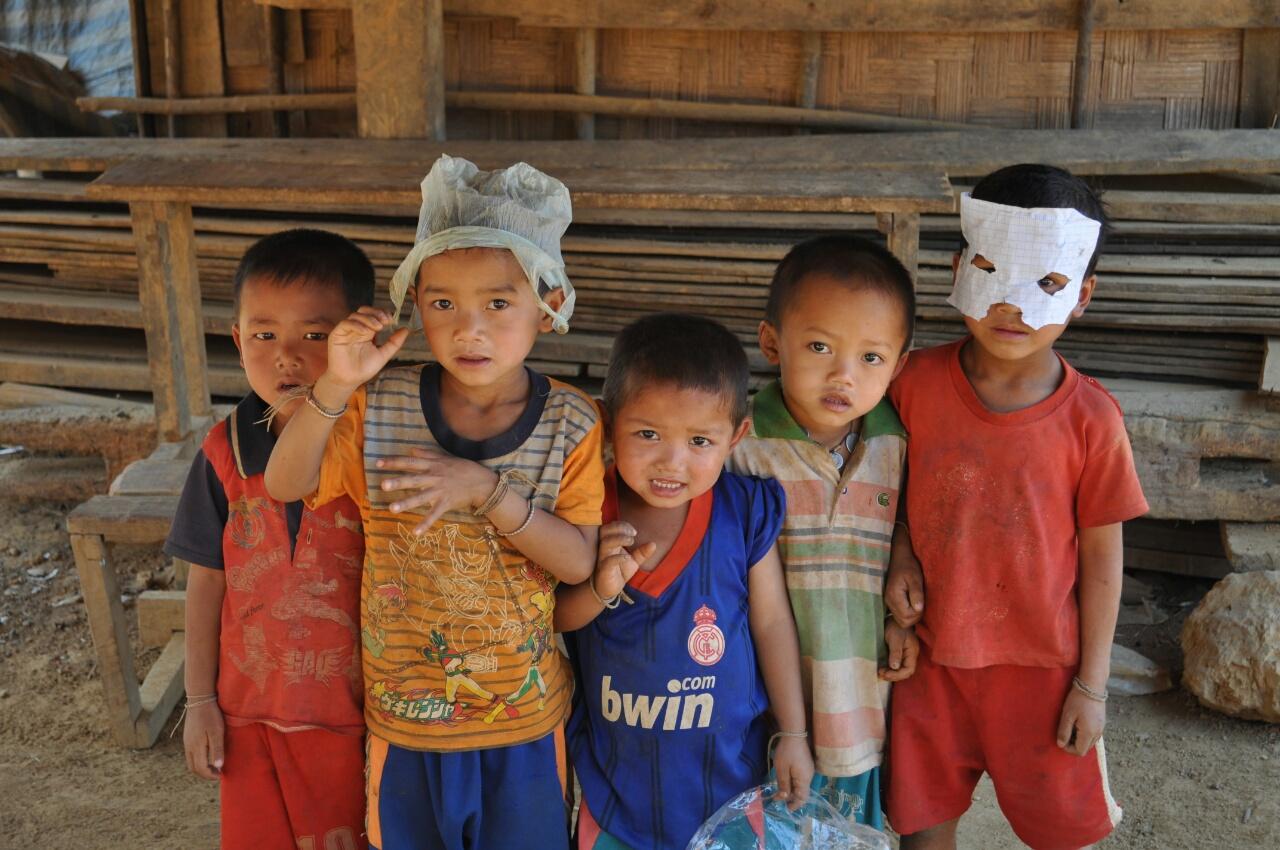 Trek de 3 jours au départ de Muang Ngoi