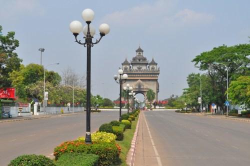 Vientiane Patuxai 6