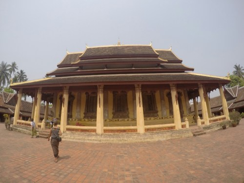 Vientiane Vat Sisaket