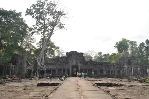 Angkor Preah Khan 6