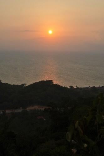 Kep coucher de soleil