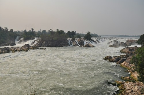 Khone Phapheng waterfalls 1