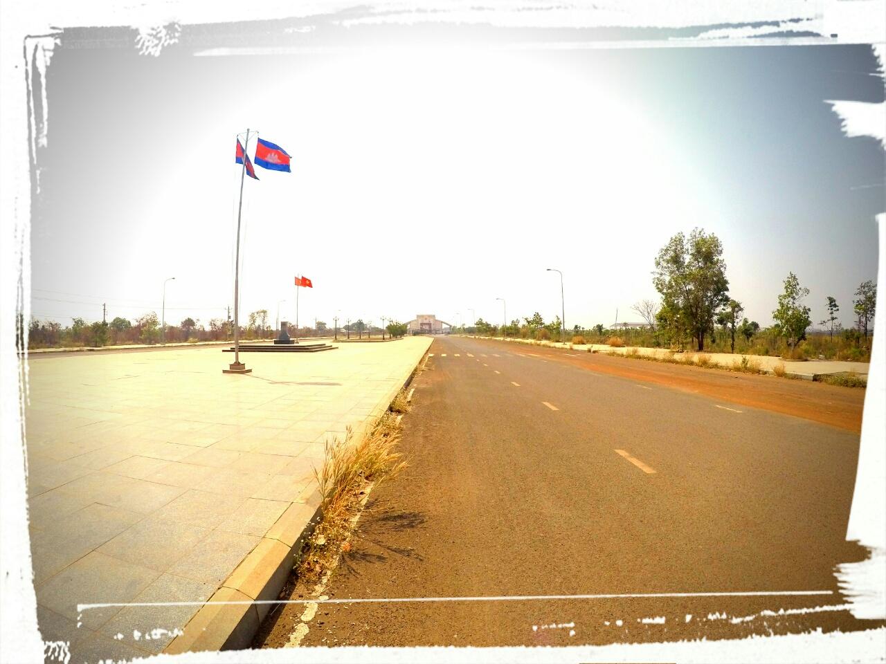 Frontière Cambodge - Viêt Nam : une partie de rigolade