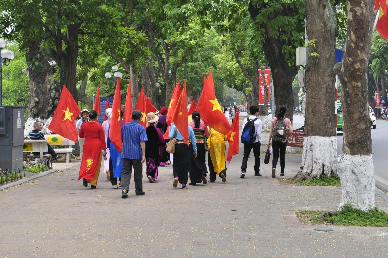 Hanoï : capitale du Viêt Nam communiste