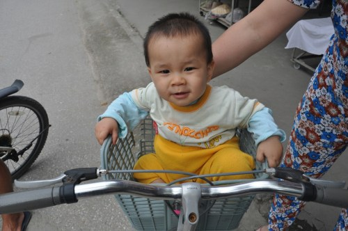 bébé vietnamien