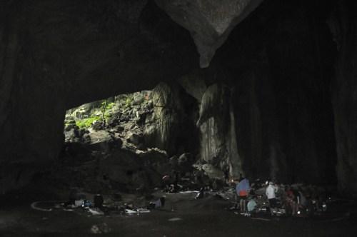 Taman Negara grotte 1