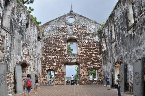Melaka Saint Paul's Church