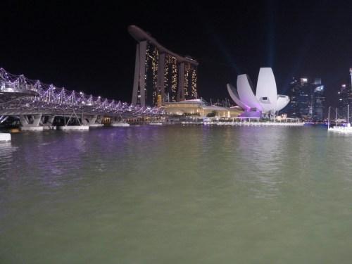 Singapour Marina Bay