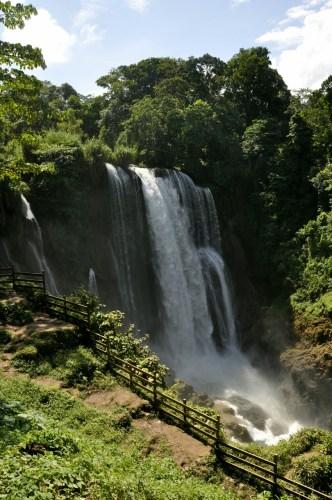 Cascade Pulhapanzak 2
