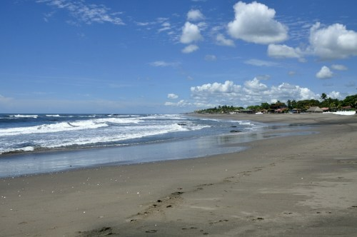 Las Penitas-plage