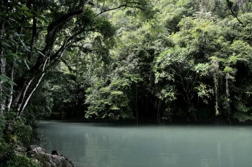 Rio Lanquin 1