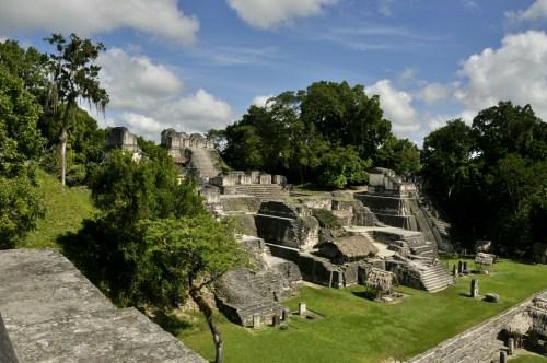 Tikal Acropole Nord