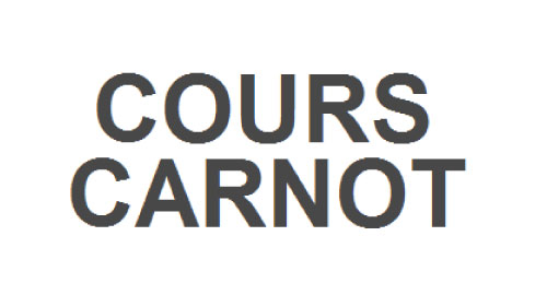 Cours Carnot