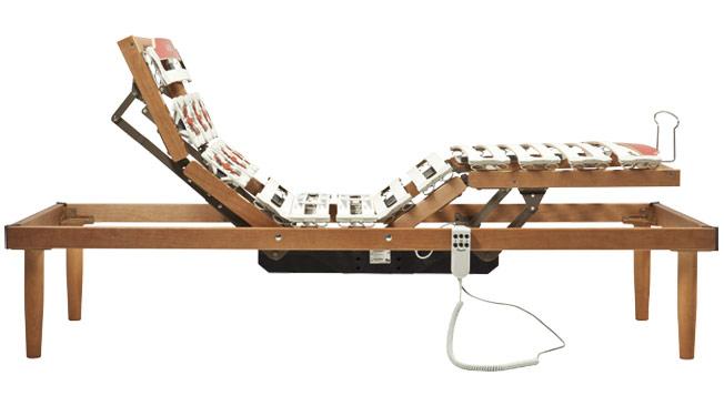 Rete letto motorizzata rete letto elettrica a doghe in legno di faggio