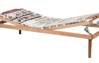 Produzione e vendita Materassi in lattice 100 Guanciali in lattice Reti a doghe in legno di faggio