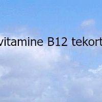 8 redenen waarom je B12 tekort (Addison-Biermer) serieus moet nemen