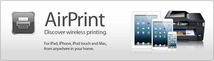 AirPrint Apple