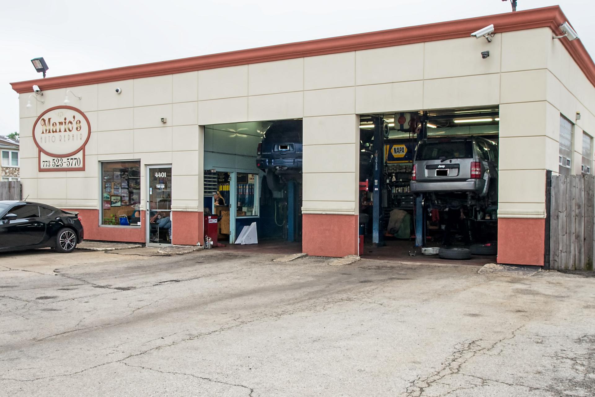 Garage Repair Service