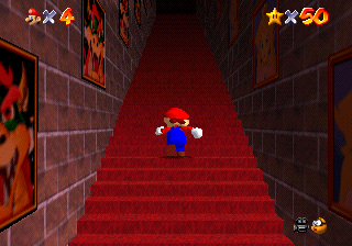 Endless Stairs Super Mario Wiki The Mario Encyclopedia